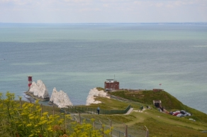 The Needles, Old and New Battery